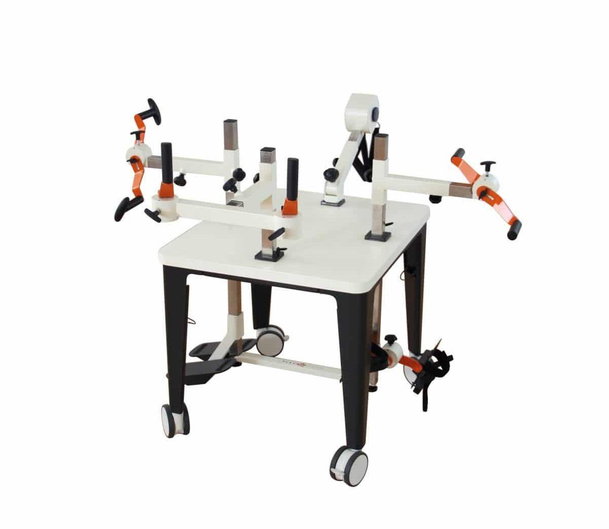 Produktfoto des kleinen Plaudertisch vor weißem Hintergrund